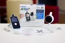 Philips Avent SCD 603 Babyphone Lieferumfang