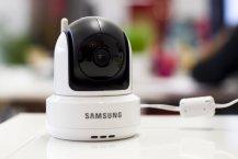Samsung SEW 3037 Babyphone Praxistest - Akkuleistung